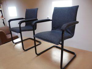 Přečalounění trubkových židlí