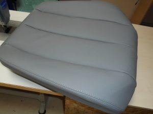Nová kožená sedadla pro MB